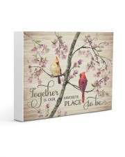 Together 14x11 Gallery Wrapped Canvas Prints thumbnail