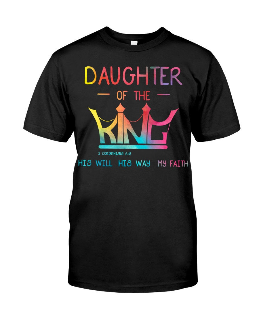 Daughter of the King Classic T-Shirt