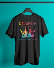 Daughter of the King Classic T-Shirt lifestyle-mens-crewneck-front-3