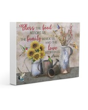Bless The Food Before Us  14x11 Gallery Wrapped Canvas Prints thumbnail