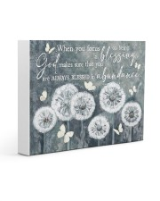God bless you 14x11 Gallery Wrapped Canvas Prints thumbnail