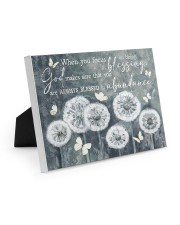 God bless you 10x8 Easel-Back Gallery Wrapped Canvas thumbnail