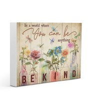In a world where you can be anything 14x11 Gallery Wrapped Canvas Prints thumbnail
