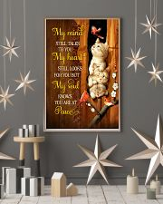 MY MENTION IS STILL TELL YOU THAT ARE AT THE DOOR 11x17 Poster lifestyle-holiday-poster-1