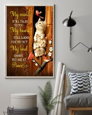 MY MENTION IS STILL TELL YOU THAT ARE AT THE DOOR 11x17 Poster lifestyle-poster-1