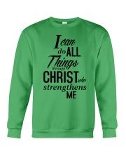 I can do all things Shirt Crewneck Sweatshirt thumbnail
