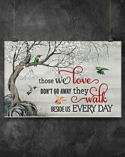 DON'T LET US BE BETTER 17x11 Poster poster-landscape-17x11-lifestyle-12
