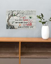 DON'T LET US BE BETTER 17x11 Poster poster-landscape-17x11-lifestyle-24