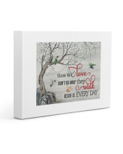 DON'T LET US BE BETTER 14x11 Gallery Wrapped Canvas Prints thumbnail