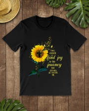 I Will Choose To Find Joy In The Journey That God  Classic T-Shirt lifestyle-mens-crewneck-front-18