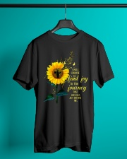 I Will Choose To Find Joy In The Journey That God  Classic T-Shirt lifestyle-mens-crewneck-front-3
