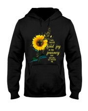 I Will Choose To Find Joy In The Journey That God  Hooded Sweatshirt thumbnail