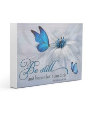 Be Still and Know That I Am God 14x11 Gallery Wrapped Canvas Prints thumbnail