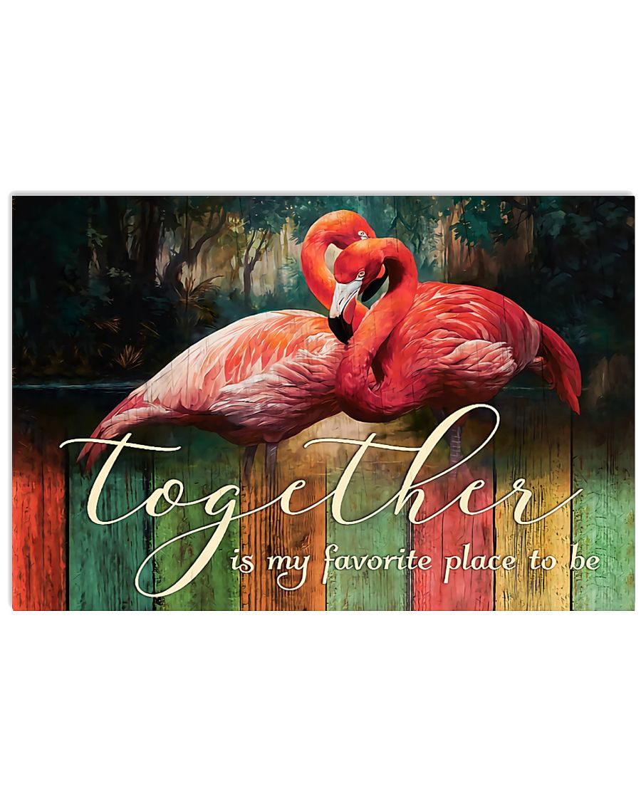 Together 17x11 Poster