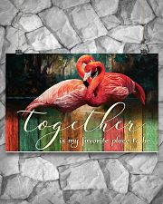 Together 17x11 Poster poster-landscape-17x11-lifestyle-13