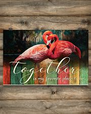 Together 17x11 Poster poster-landscape-17x11-lifestyle-14
