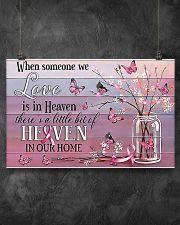 Heaven 17x11 Poster poster-landscape-17x11-lifestyle-12