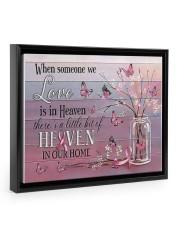 Heaven 14x11 Black Floating Framed Canvas Prints thumbnail