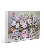 Be Happy Be Kind Be You 14x11 Gallery Wrapped Canvas Prints thumbnail