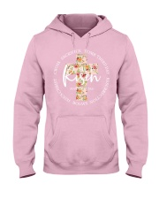 He Is Risen Shirt Hooded Sweatshirt thumbnail