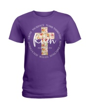 He Is Risen Shirt Ladies T-Shirt front