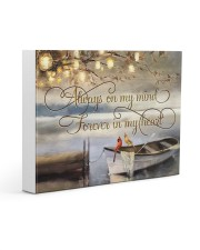 Always on my mind 14x11 Gallery Wrapped Canvas Prints thumbnail
