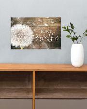 JUST BREATHE 17x11 Poster poster-landscape-17x11-lifestyle-24