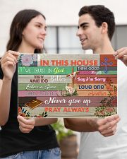 Pray Always 17x11 Poster poster-landscape-17x11-lifestyle-20