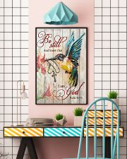 BE STILL AND KNOW THAT I AM GOD  11x17 Poster lifestyle-poster-6