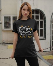 Fall for Jesus Classic T-Shirt apparel-classic-tshirt-lifestyle-19