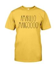 AMARILLO MANGOOOO Classic T-Shirt thumbnail