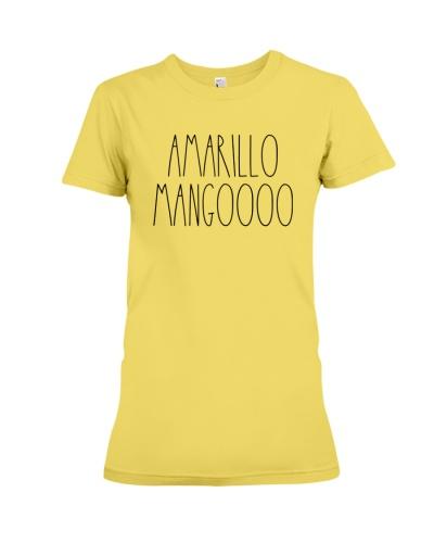 AMARILLO MANGOOOO