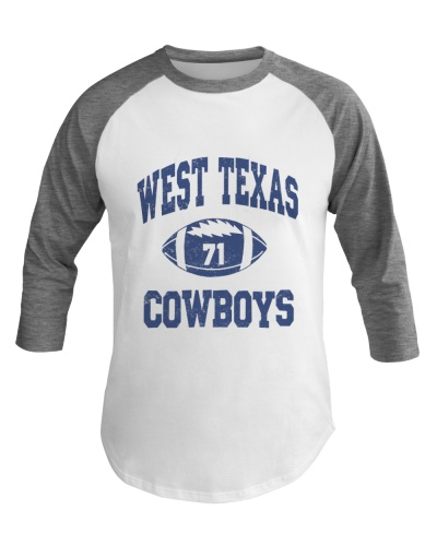 West Texas Cowboys '71 Limited Edition Tee