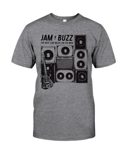 Jam Buzz Jerry Garcia Guitar Tee