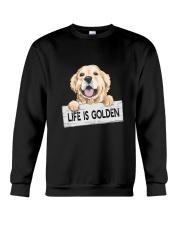 life is golden Crewneck Sweatshirt thumbnail