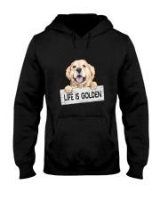 life is golden Hooded Sweatshirt thumbnail