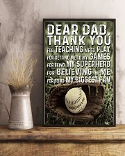 Thank you Dad 11x17 Poster lifestyle-poster-3