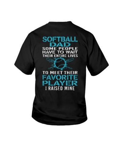 Softball Dad