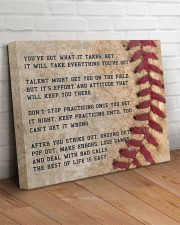Motivational Baseball Canvas Nhg07 24x20 Gallery Wrapped Canvas Prints aos-canvas-pgw-24x20-lifestyle-front-08