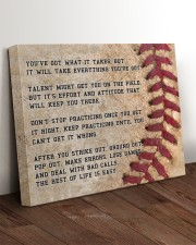 Motivational Baseball Canvas Nhg07 24x20 Gallery Wrapped Canvas Prints aos-canvas-pgw-24x20-lifestyle-front-11