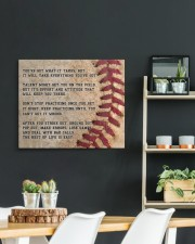 Motivational Baseball Canvas Nhg07 24x20 Gallery Wrapped Canvas Prints aos-canvas-pgw-24x20-lifestyle-front-19