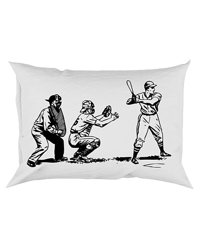 Baseball Players  Pillowcase ncl04