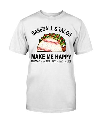 Baseball and tacos
