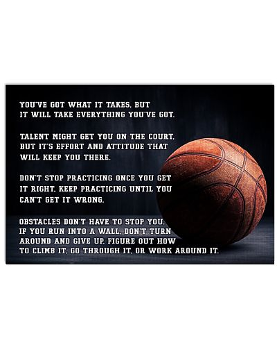 Motivational Basketball Nhg07