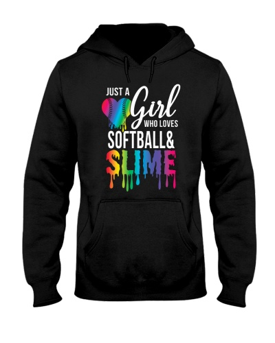 Just a girl who loves softball and slime
