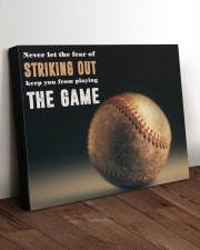 Never Let The Fear Of Striking Out  24x20 Gallery Wrapped Canvas Prints aos-canvas-pgw-24x20-lifestyle-front-11