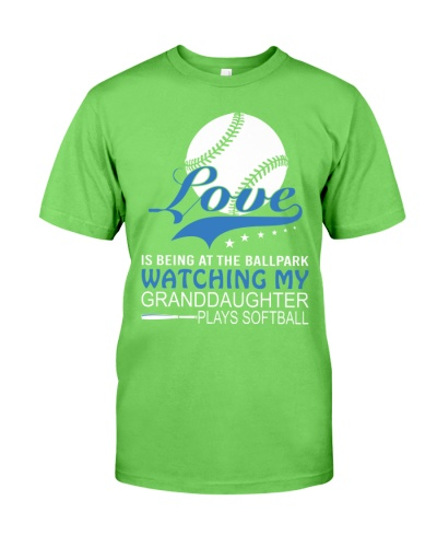 Love is watching my granddaughter  NCL04
