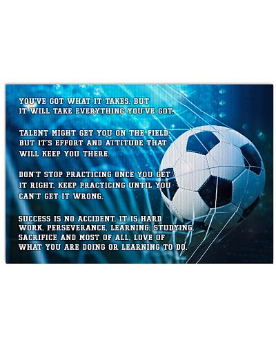 Motivational Soccer Nhg07