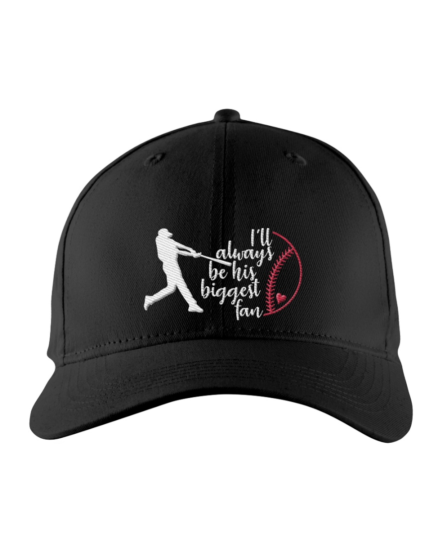 I'll always be his biggest fan ncl04 Embroidered Hat