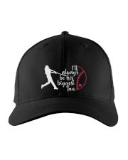 I'll always be his biggest fan ncl04 Embroidered Hat front